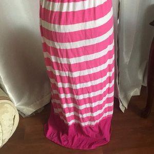Aeropostale Dresses - Beautiful long dress. Like new condition. Size S